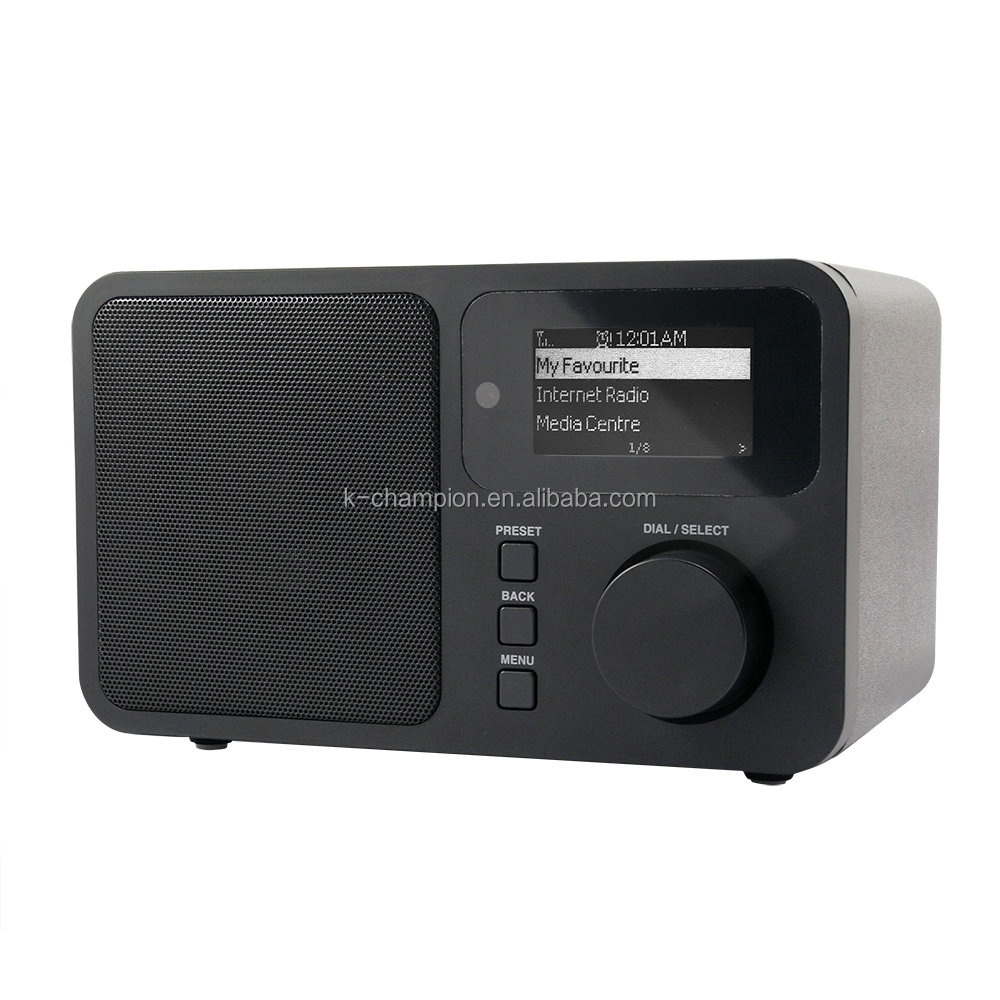 Internet wifi radio IOS UPNP music streaming MA 230 internet radio media player