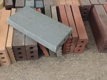 Landscaping clay bricks for sale with different colors