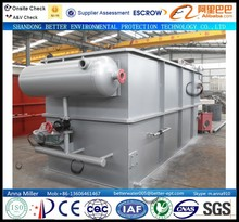 10CBM/hr. Leather Factory Wastewaster Treatment Plant, quick remove BOD, COD, Suspended Solids