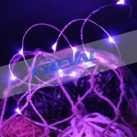 Wedding decoration fairy led copper wire string light for party supplies