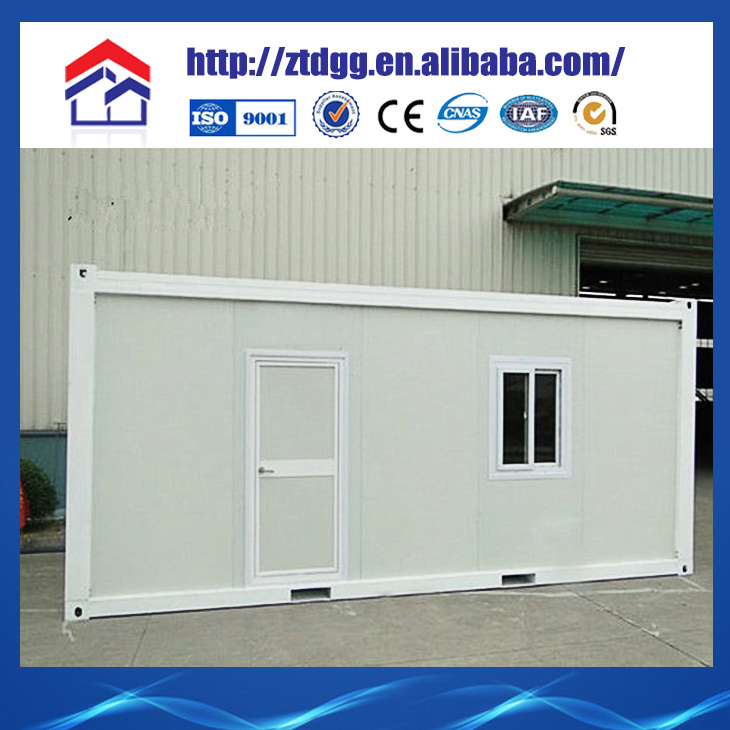 Heat and sound insulation container homes 40ft