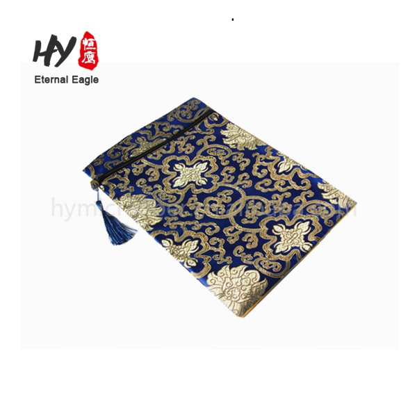 The luxury of high quality multi purpose satin jewelry bag