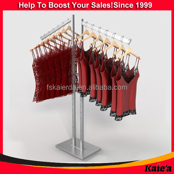 Decoration For Underwear Shop Racks And Underwear Shop Decoration