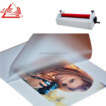 Cheap Price A3 Matt Cold Laminating film Sheets Self Adhesive PVC Pouches For photographic