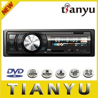 TY-6921 auto dvd of 1 din 2 car radios video players dvd MP3 with FM tuner