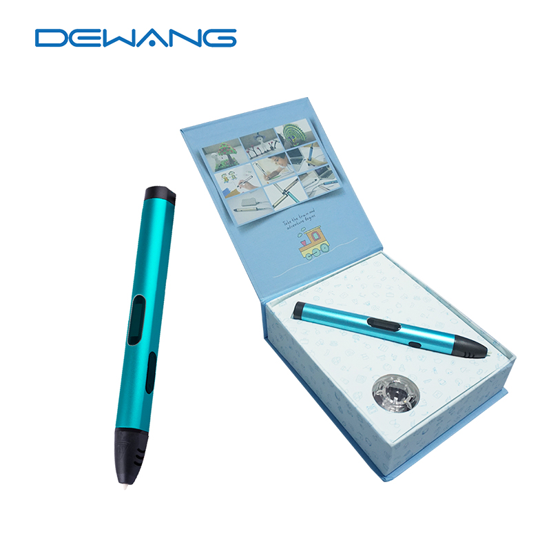 Digital logo power bank 3d pen 3d printer supplies