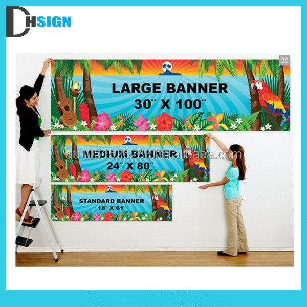 outdoor banner , vinyl banner , customized advertising sign