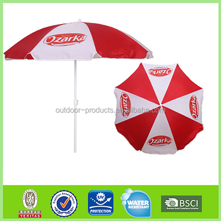 Top selling Advertising umbrella Sunshade Polyester water gun umbrella