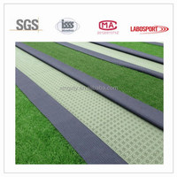 Enhance Elasticity Shock absorbing floor mats for Artificial/synthetic grass/turf