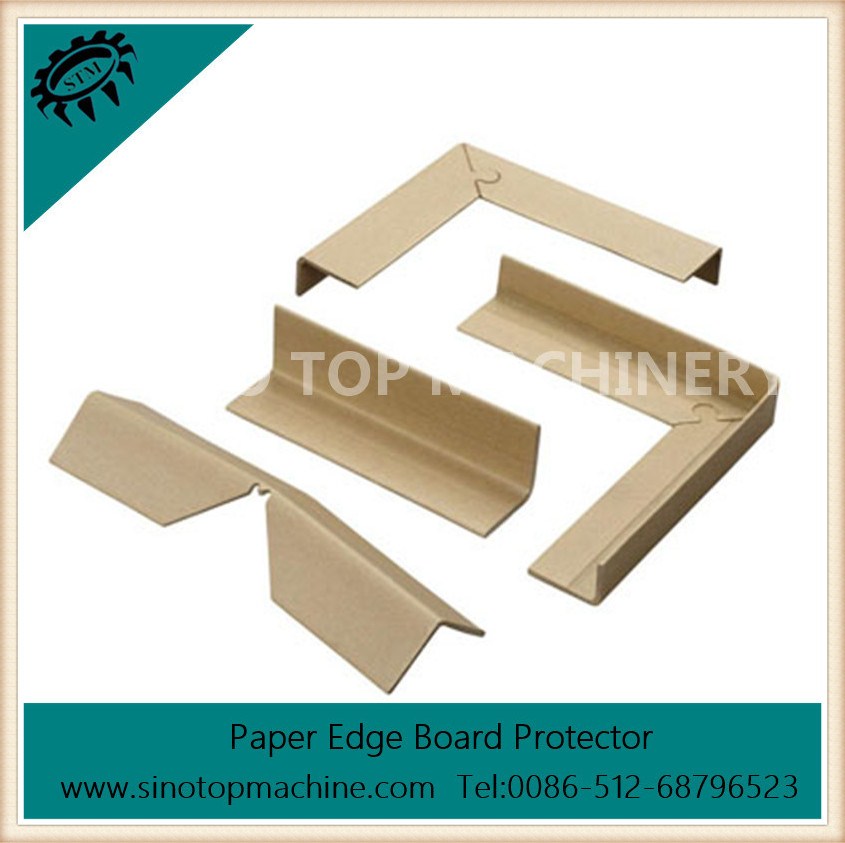 L V shape side paper protector cardboard packing corner