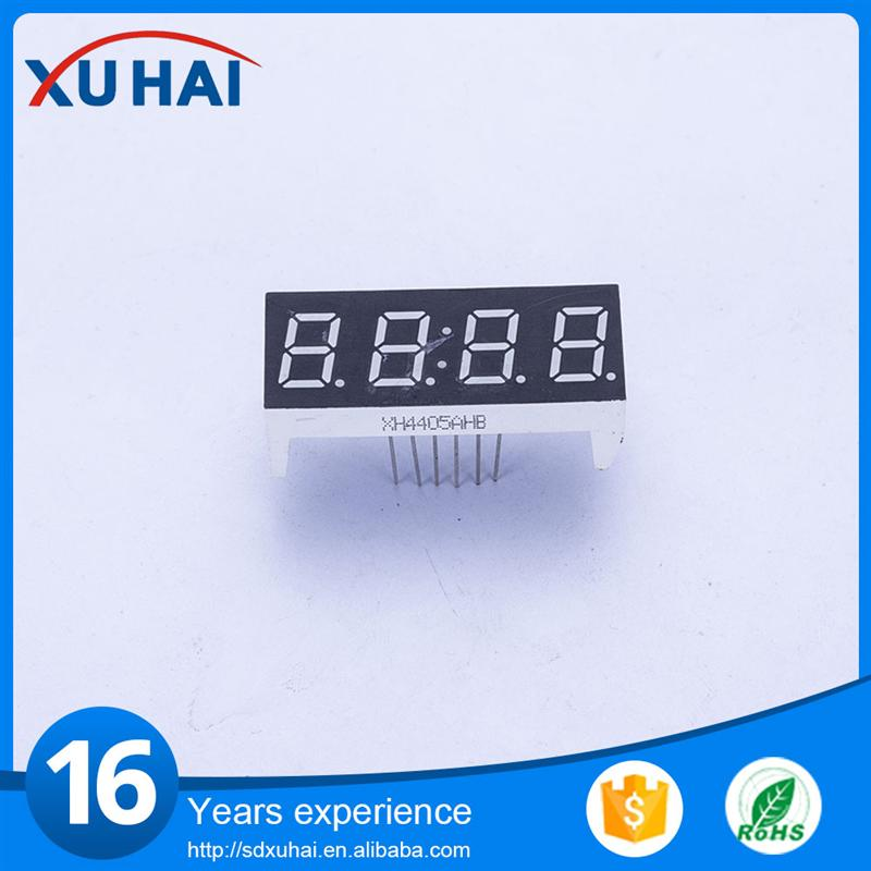 High quality Red 0.56 inch 7 segment led display 4 digit