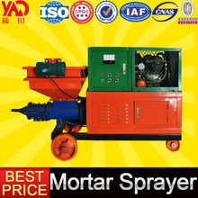 Construction Machines And Equipments Construction Diesel Pipe Plastering Machine