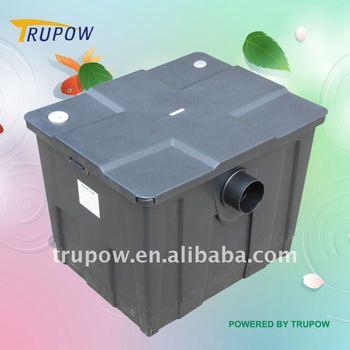 Cbf 350 koi fish pond bio filter box buy bio filter box for Biological filter box