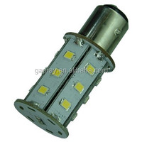 SMD2835 Dusk-to-Dawn LED anchor light bayonet base BAY15D photo cell