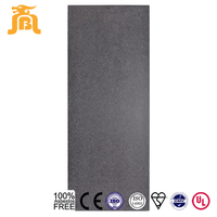 CE approved Fireproof Fiber Cement Decorative Exterior Wall Board Export for Concrete Walls