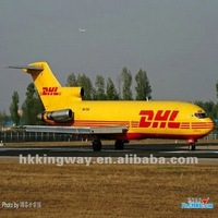 ningbo international express DHL to USA (America)