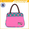 china wholesale polyester waterproof fashion lady tote bag