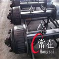 Hot sale 12t trailer axle germany type made in China