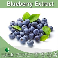 Pure Blueberry Anthocyanidin/Natural Blueberry Extract Concentrate Powder