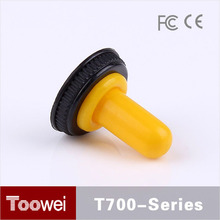 Toowei toggle switch caps Yellow dustproof & waterproof caps