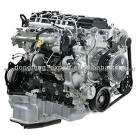 China used auto spare parts nissan 4 cylinder diesel engine