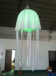 Wedding decoration custom inflatable ball/inflatable jellyfish