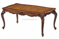 chinese wood carved coffee table for living room A900