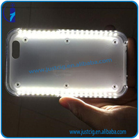 2016 New Electronic products mobile accessory selfie phone case led light for iphone case 5 5S 6 6S SE plus from factory