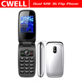 UNIWA WF01 2.4 inch Feature Mobile Phone 3G WCDMA850/900/2100 MHz Flip Phone