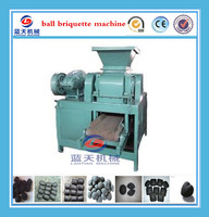 30 years experience high pressure 2 rollers mechanical coal ball press machine/charcoal bagging machine/briquette making machine