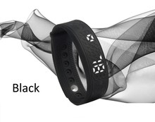 Longtime standby smart wristband pedometer fitness tracker heart rate monitor