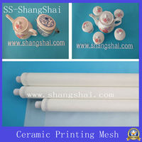 pottery silk screen printing mesh hot sell in southeast Asia