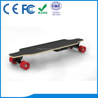 Wireless Remote Control 4 Wheels Electric Skateboard Longboard Skate Board