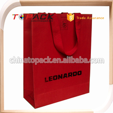 Professional Factory Supply Excellent Quality christmas paper party goody bags from manufacturer