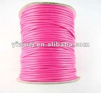 Waxed cord waxed string craft jewelry necklace chain making accessories