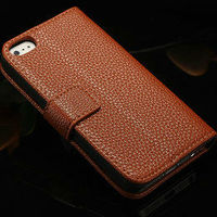 real leather smartphone cases for iphone5