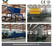 Waste Fish Processing Plant for animal feed