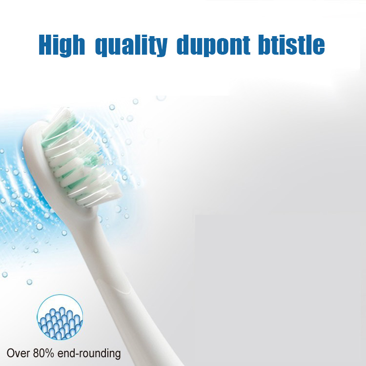 Adult Age Group Soft Bristle Type rechargeable electric toothbrush
