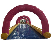 TOP inflatable 1000ft Super water wet Slip N Slide the city For Adults And Kids