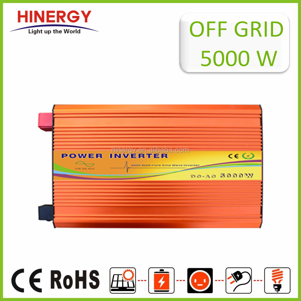 Off Grid Hybrid 5000 Watt Inverter