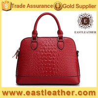 E1166 online shopping hong kong trendy crocodile skin ladies bags