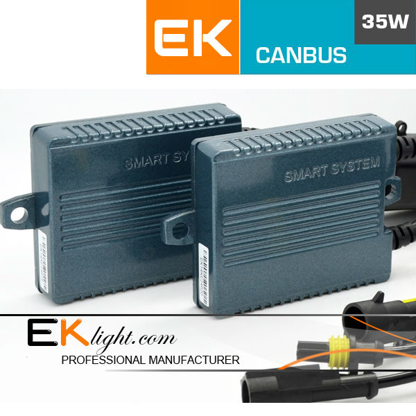 EK 2014 new designed ASIC smart canbus xenon hid kit & electric motorcycle conversion kit