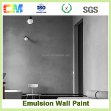 Hot sale waterbased washable anti fouling emulsion interior wall coating with good price