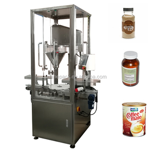Rice cereal Coco Milk spirulina Spices powder filling packing machine