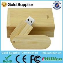 8gb custom bamboo usb 2.0 thumb drive 4gb wooden usb flash memory stick 16gb