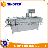 BTB-I Semi auto shrink wrapping machine/box wrap packing machine