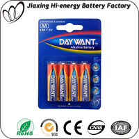 high quality LR6 AA AM3 super Alkaline battery