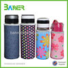 Foldable Insulated Wine Tote Cooler Water bottle cooler bag