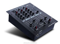 2015 hot sale Professional Digital 3-channel Audio Mixer with DSP Audio Effector