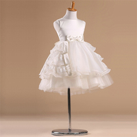 kids wedding party dress for girls baby party dress children frocks